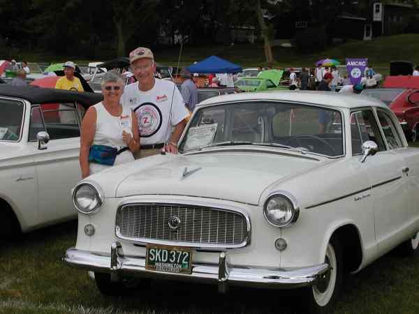 Cascade Rambler Club Home Page